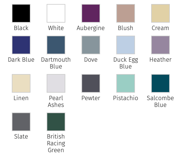 AGA Colours